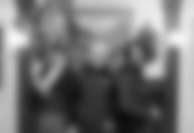 Die Initiatoren Matthias Wurzer und Vittorio Messini, in der Mitte Beat Kammerlander