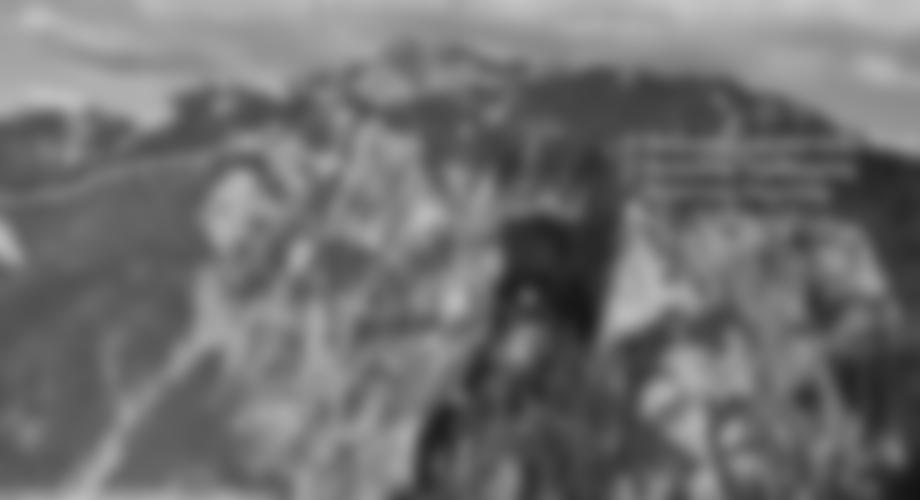 Übersicht Tegelberg Klettersteige