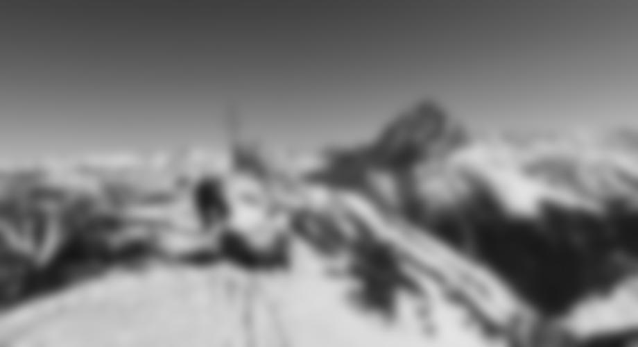 Der Gipfel des Gerstinger Jochs, hinten der Rettenstein.