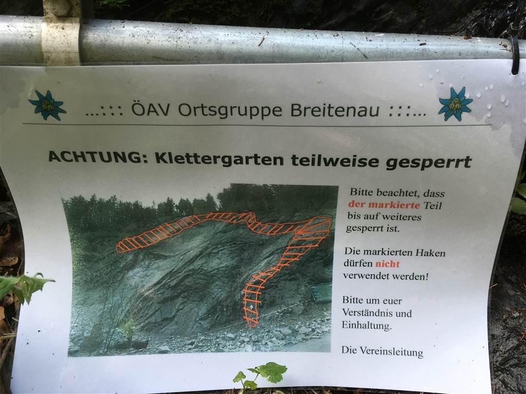 Tree Rider Klettergurt : Klammgrabensteig bergsteigen.com