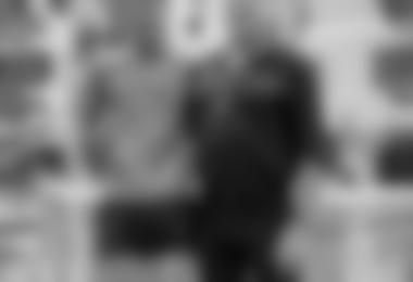 Armin Zwinz nach seinem Rekordlauf auf den Dachstein