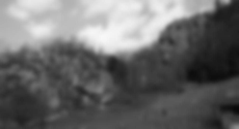 Übersicht Klettergarten Steinwirt Ennstal