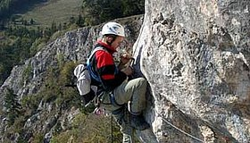Klettersteig Wien Umgebung : Klettern klettersteige