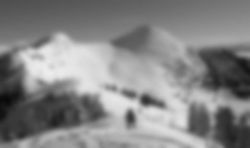 Beim Aufstieg zur Mühlhornwand - hinten der Geigelstein.