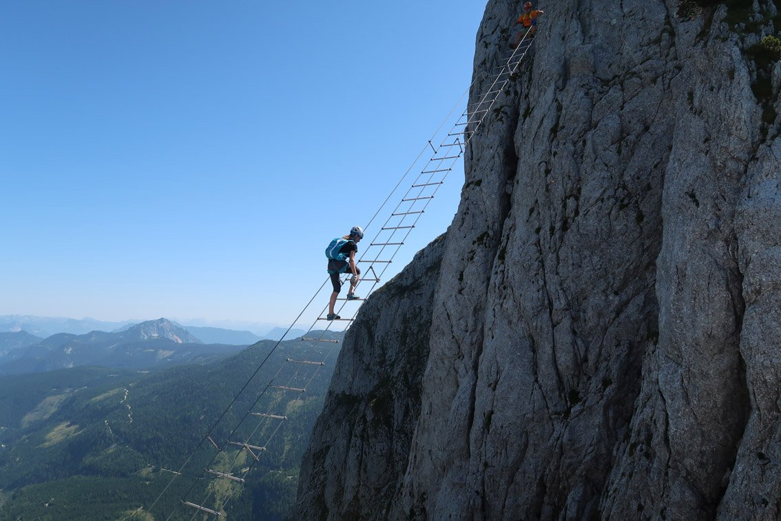 Klettersteigset Intersport : Intersport klettersteig bergsteigen.com