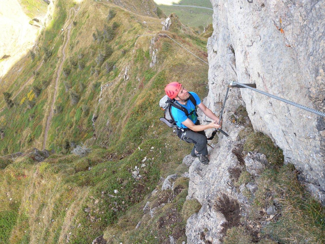 Klettersteig Kitzbüheler Horn : Klettersteig kitzbüheler horn bergsteigen.com