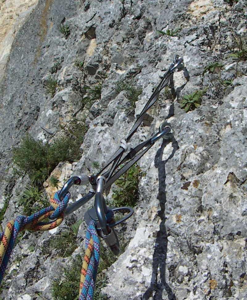 Dyneema-Krimi John Sherman | Bergsteigen.com