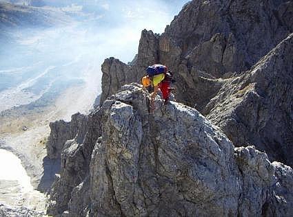 Klettersteig Königsjodler : Königsjodler klettersteig youtube