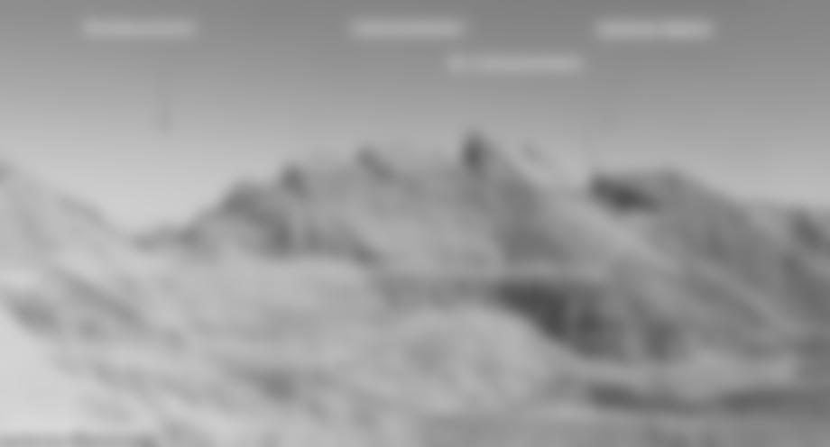 Der Verlauf des Latemartürme-Klettersteiges