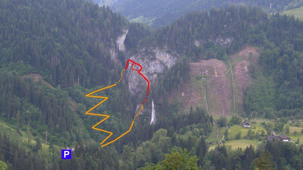 Tree Rider Klettergurt : Kitzklettersteig bergsteigen.com