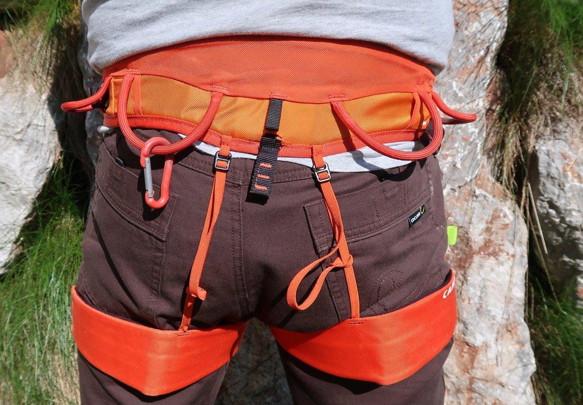 Arcteryx Klettergurt Opinie : Test klettergurt jasper cr von camp bergsteigen