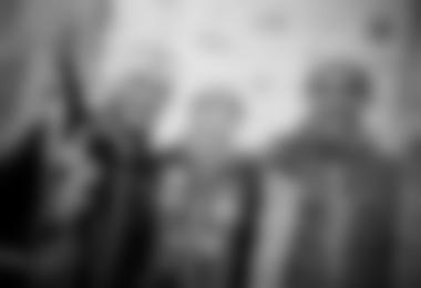 Die Tagessieger des Laserzlaufes in Lienz. Alexander Lugger, Michaela Essl, Markus Stock. Bild Martin Lugger
