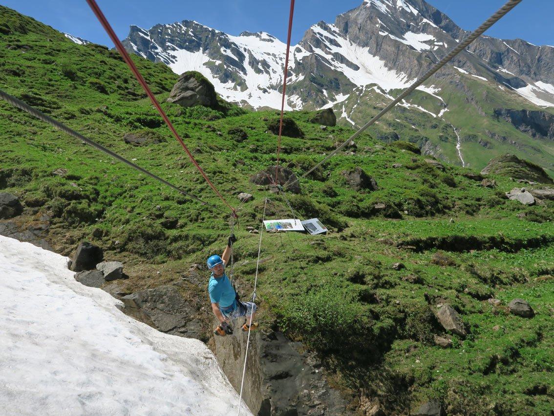 Klettersteig Zell Am See : Klettersteig mobo 107 bergsteigen.com