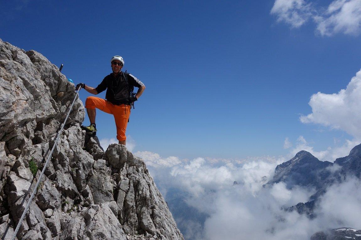 Klettersteig Zugspitze Schwierigkeitsgrad : Höllental klettersteig zugspitze bergsteigen