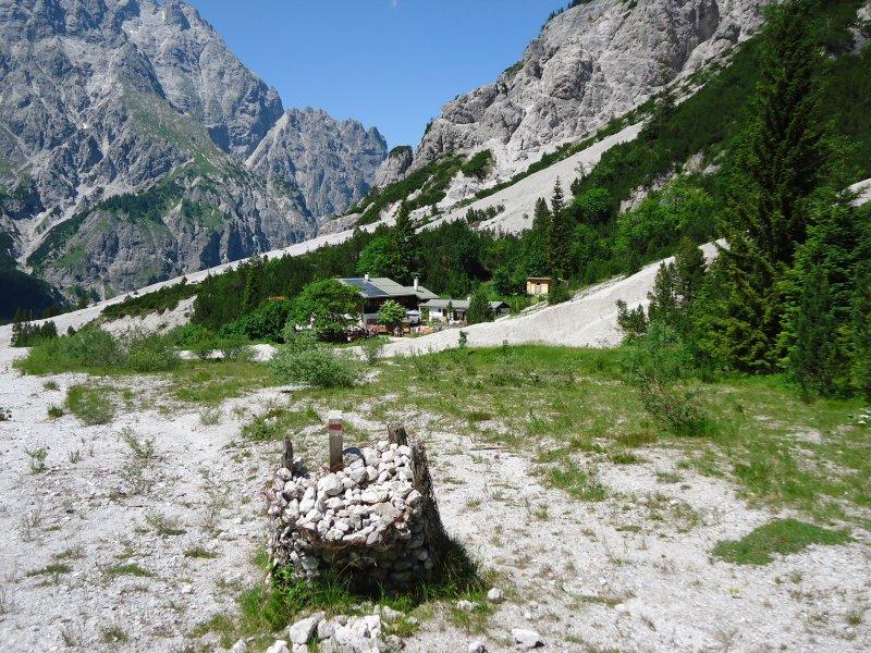 Klettersteigset Watzmann : Watzmann Überschreitung klettersteig bergsteigen