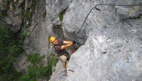 Klettersteig Johann Topo : Kaiser franz joseph klettersteig seemauer bergsteigen.com