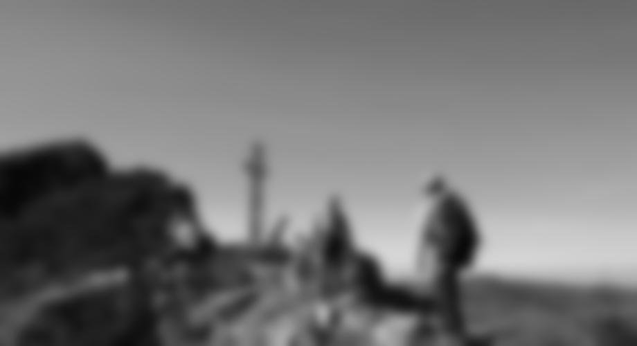 Der Gipfel der Drachenwand (1060 m)