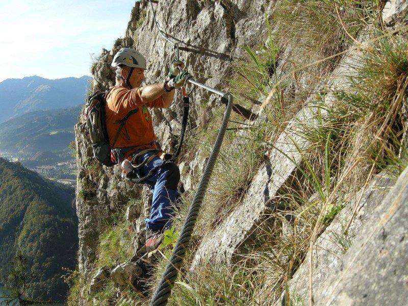 Franz Josef Klettersteig : Robert strobl s seiten u klettersteige