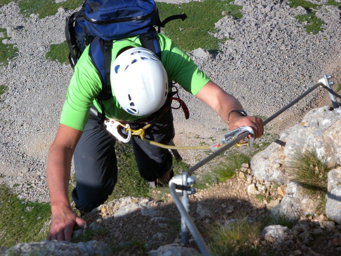 Klettersteigset Seilbremse : Klettersteigset online kaufen kaufberatung günstig