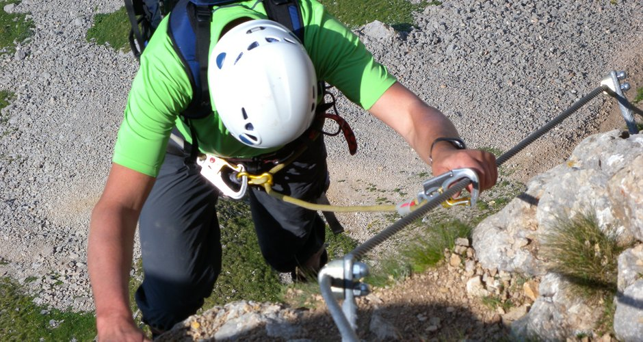 Klettersteig Ausrüstung : Klettersteig ausrüstung top produkte bei outdoor magazin
