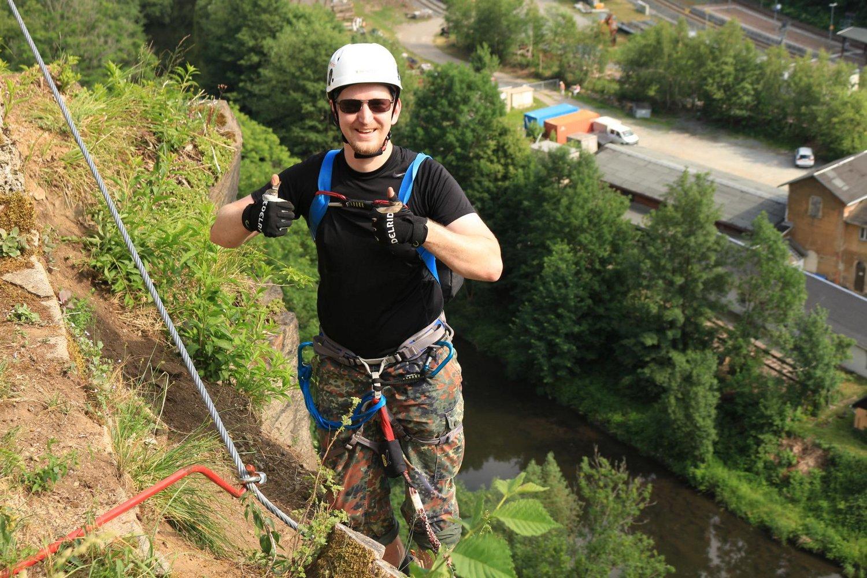 Klettersteig Wolkenstein : Wolfspfad und wolkensteiner hag klettersteig bergsteigen