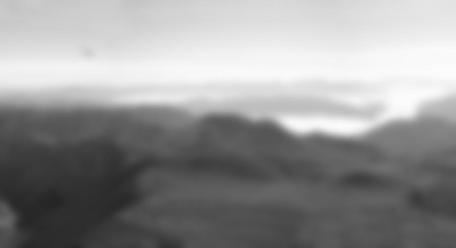 Blick vom Hochschwab-Gipfel nach Süden ins Murtal