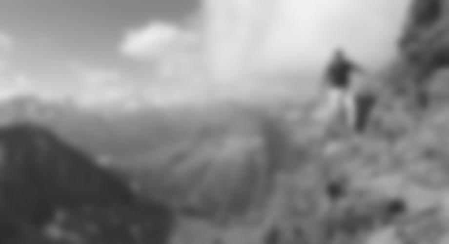 """Am Eigentlichen """"Kletterstieg"""" auf den Piz Julier"""