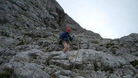 Klettersteig Oberösterreich : Moni klettersteig schöberl bergsteigen