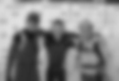 Die Sieger bei den Junioren v.l.n.r.: Florian Guggenberger, Cornelius Unger, Markus Preiss; Bild: Christian Gamsjäger