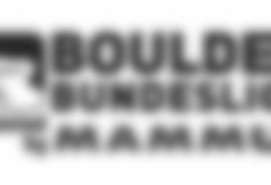 Mit Beginn des Jahres 2017 unterstützt Mammut die Boulder Bundesliga als Titelsponsor.
