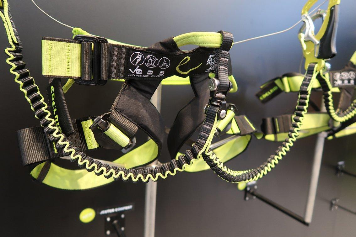 Klettersteigset Neue Norm : Neue klettersteignorm klettersteigsets bergsteigen