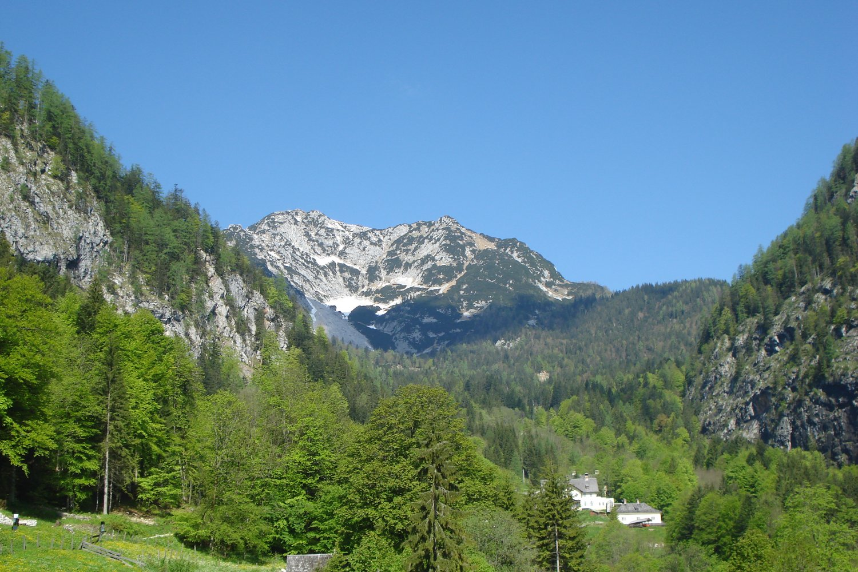 Klettersteig Hallstatt : Wikiloc photo of via ferrata klettersteig seewand hallstatt