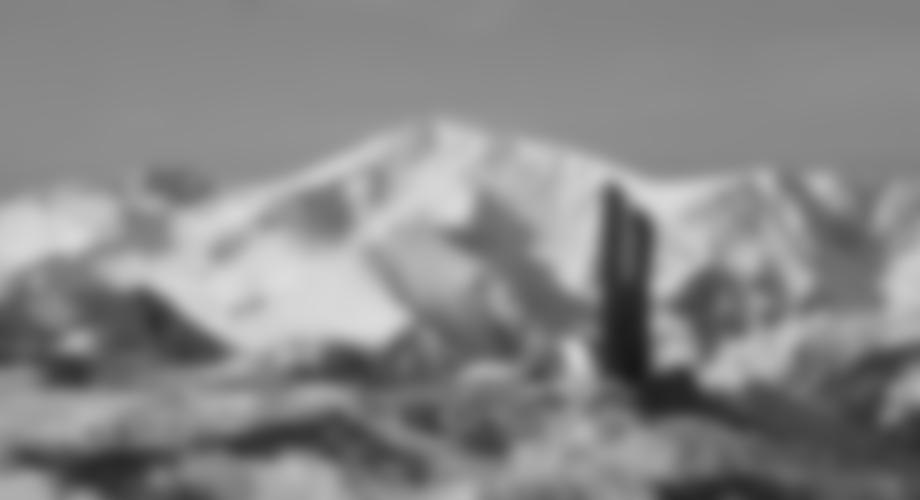 Übersicht Gipfelhang Hochrettelstein