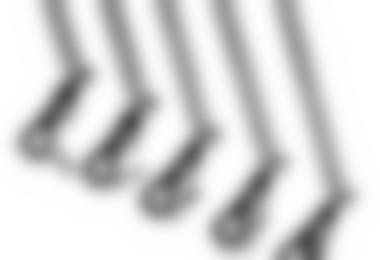 Turbo Express Icescrew von Black Diamond - die Länge ist farblich gekennzeichnet