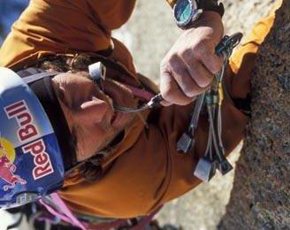 Nordostwand - 1300 Metern Steileis und senkrechter Fels