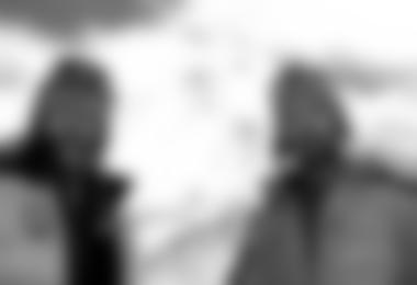 Hans Kammerlander und Karl Unterkircher. Foto Arch. Kammerlander