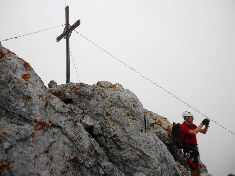 Klettersteig Ellmauer Halt : Klettersteig beschreibung jubiläumssteig