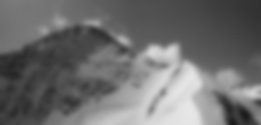 Übersicht der Kaindgrat und der Gipfel des Großen Wiesbachhorns