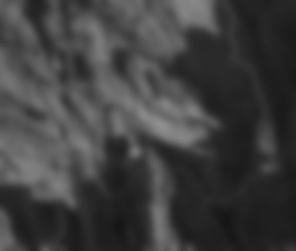 Mutteturm Nordwestwand hinterer Teil - Rot = Der letzte Streich