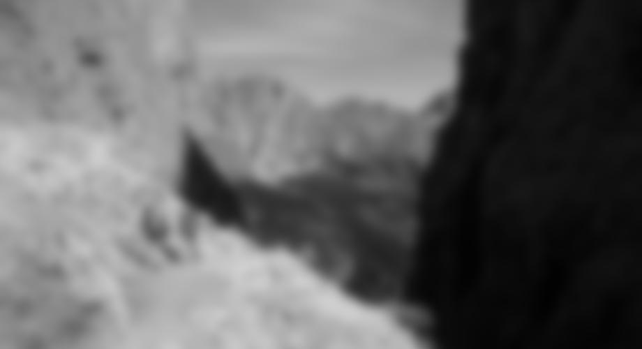 Beim Abstieg im Val Setus