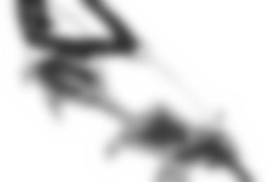Das Black Diamond Stinger Steigeisen
