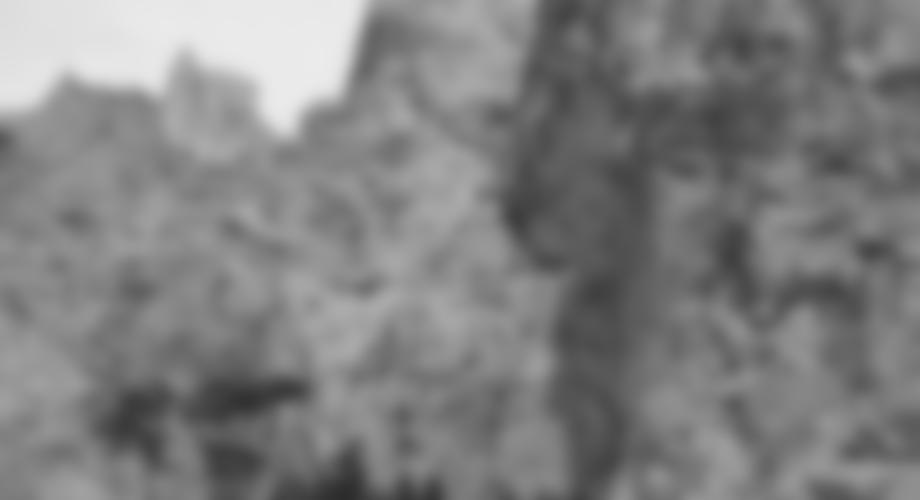 24.09.2010: Einstiegswand des genialen Klettersteigs.