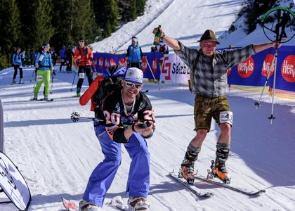 Skitourengaudi