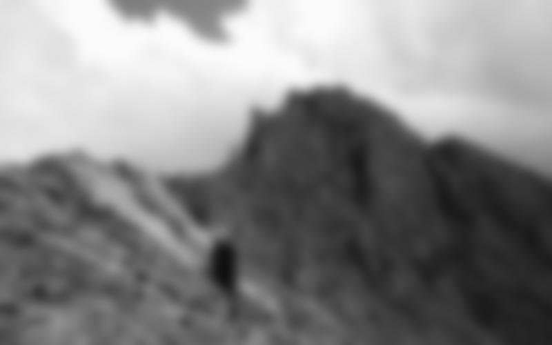 Gipfelaufbau Ellmauer Halt