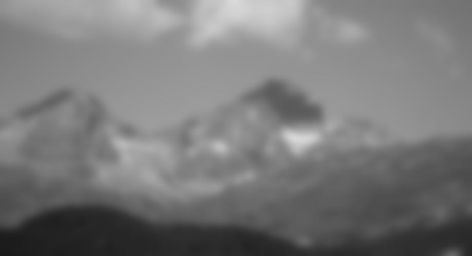 Übersicht Aufstiegsroute von St. Moritz