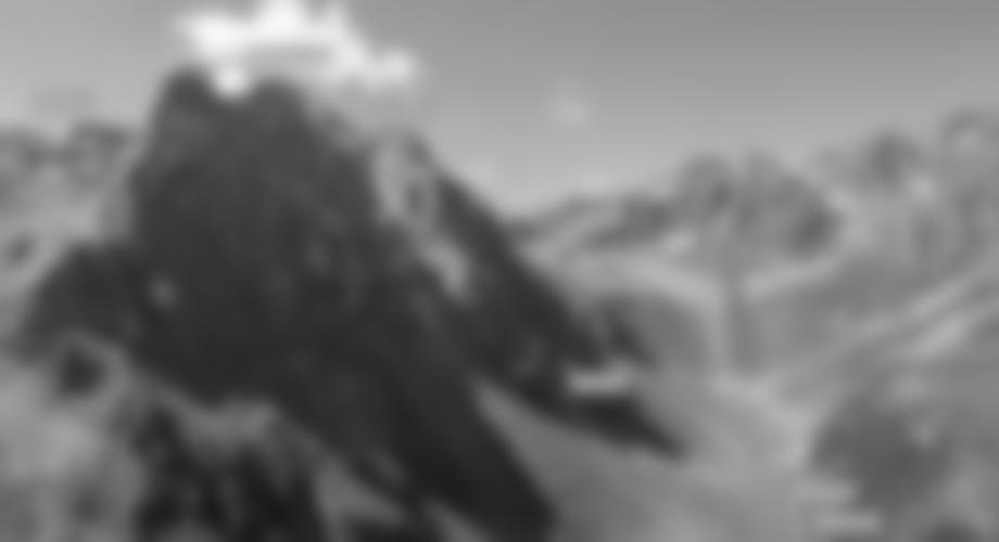 Übersicht Madrisella-Klettersteig inkl. Teile von Zu- und Abstieg.