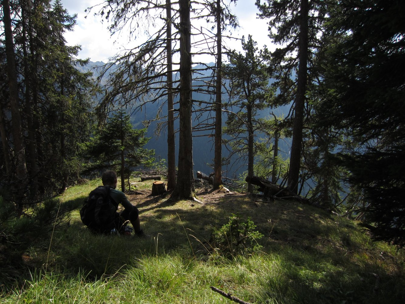 Klettersteig Magnifici Quattro : Via ferrata i magnifici 4 klettersteig bergsteigen.com