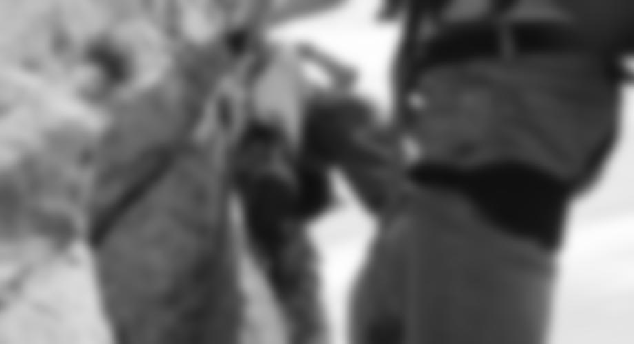 Und den Hubschrauber hätten wir auch fast benötigt. Ein älterer Herr hatte den Steig komplett unterschätzt und hing nur mehr am kraftlos im Klettersteigset, kämfte sich letztendlich mit unserer Hilfe und der Hilfe nachkommender Klettersteigler auf den Gipfel