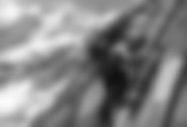 Abstieg von Montenvers zum Mer de Glace – Iva Filova