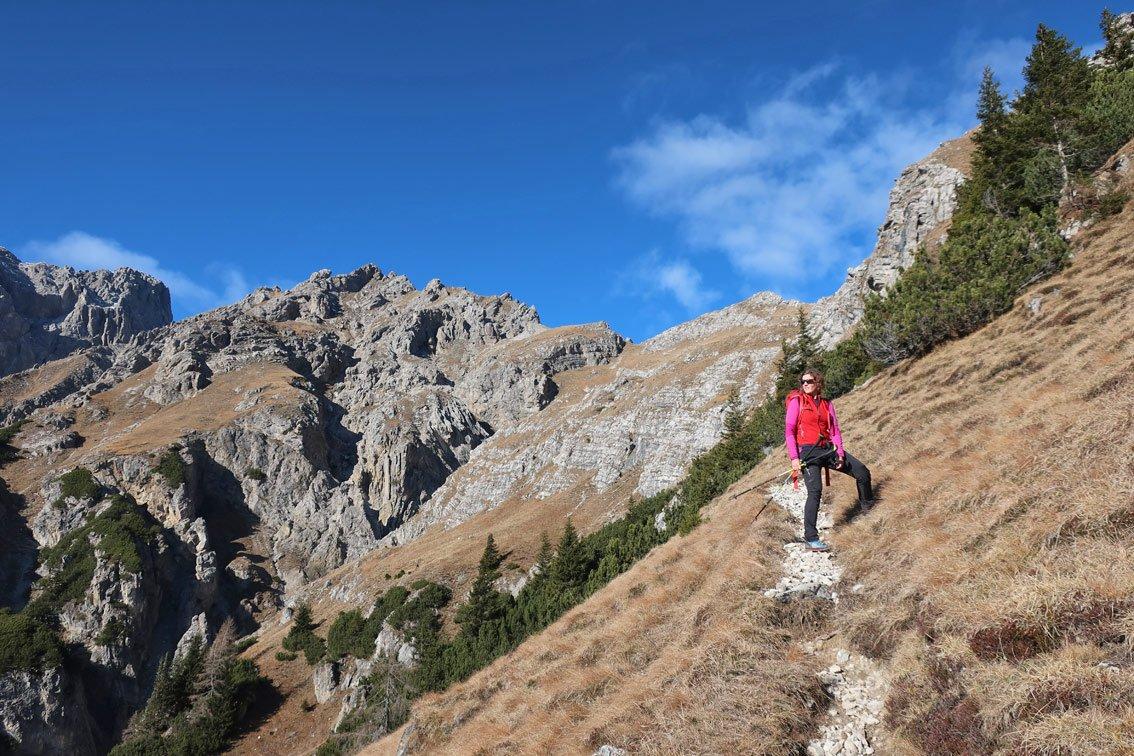 Klettersteig Croda Dei Toni : Bergfex klettersteig stuibenfall tour tirol